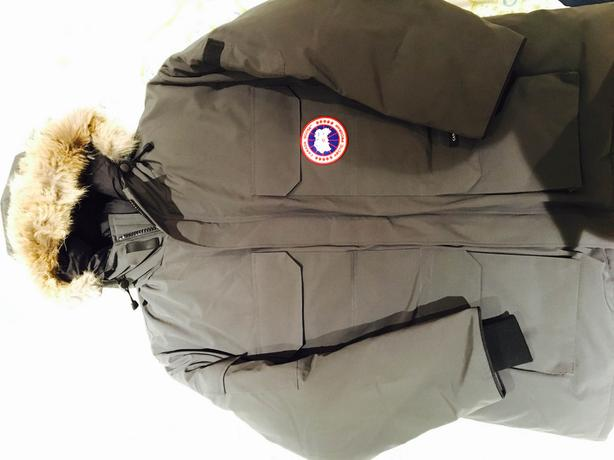Brand New Canada Goose Man Expedition Parka XXL