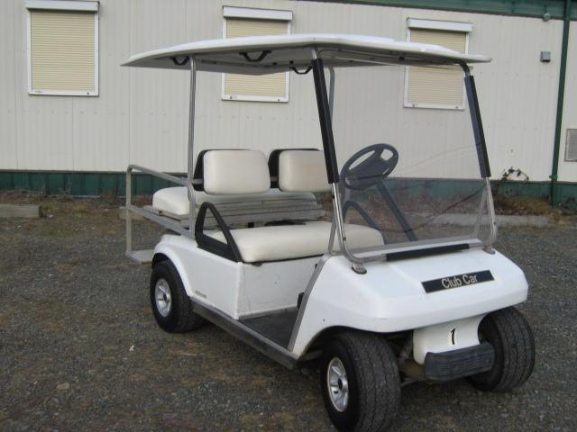 2001 Electric Golf Cart 4 Seater Outside Cowichan Valley