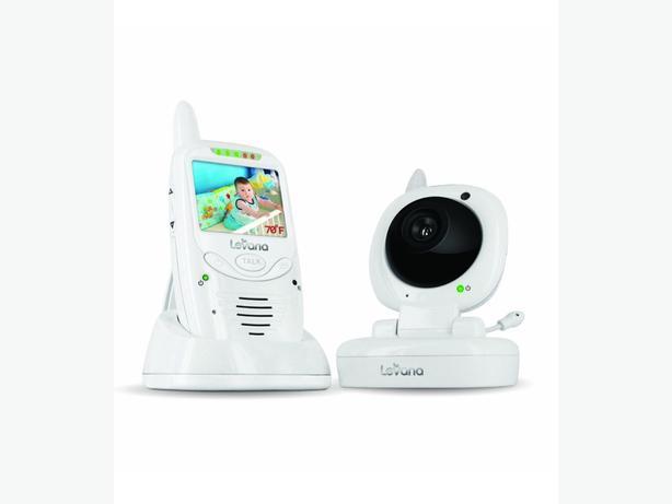 levana video baby monitor saanich victoria. Black Bedroom Furniture Sets. Home Design Ideas