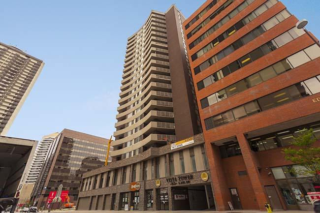 Avail Mar Good Deal 1 Bedroom Calgary Vista Tower Downtown Calgary