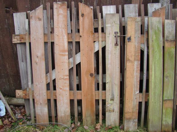 Cheap Wood For Fencing Fence Sections 10 Each