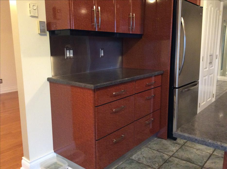 Beautiful Custom Kitchen Or Office North Saanich Amp Sidney