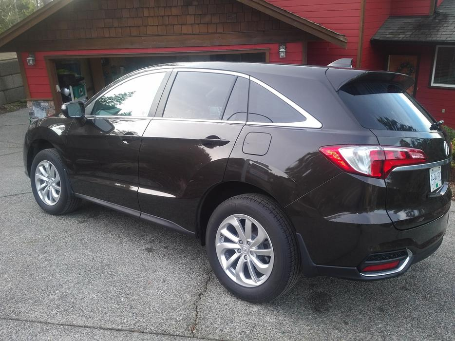 Great Deal On Lease Take Over On 2017 Acura Rdx Saanich