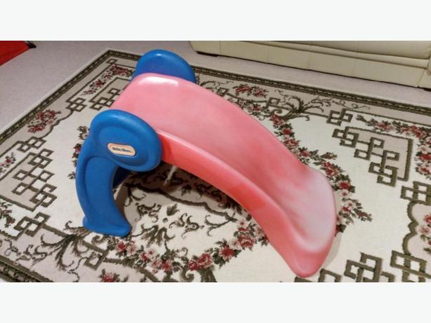 96b50d08c92 Little Tikes Easy Store Jr. Play Slide Saanich