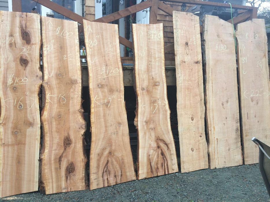 Live edge wood sale victoria city victoria mobile for Live edge wood slabs new york