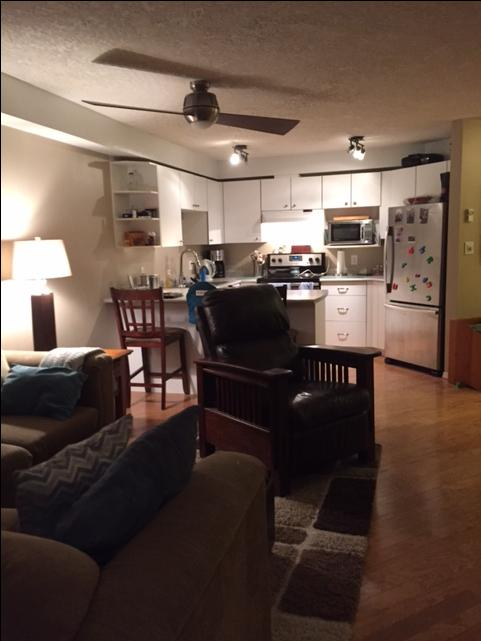 Furnished One Bedroom Plus Den Saanich Victoria