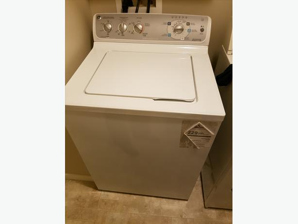 washing machine high capacity
