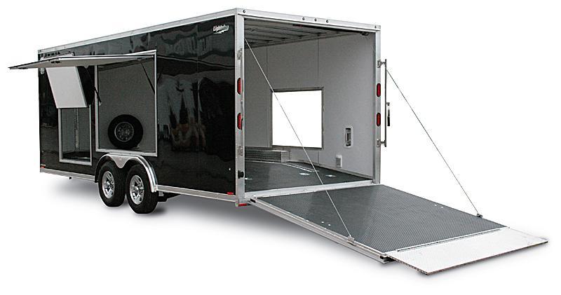 Used Enclosed Car Haulers For Sale Alberta