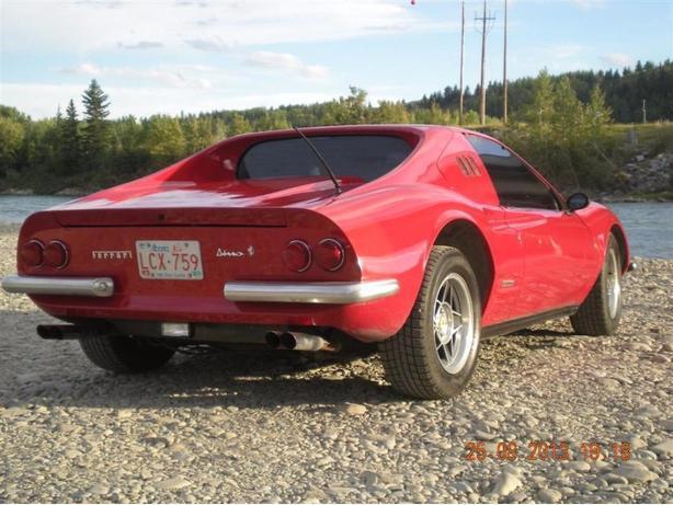Replica 1973 FERRARI Dino GTS 246