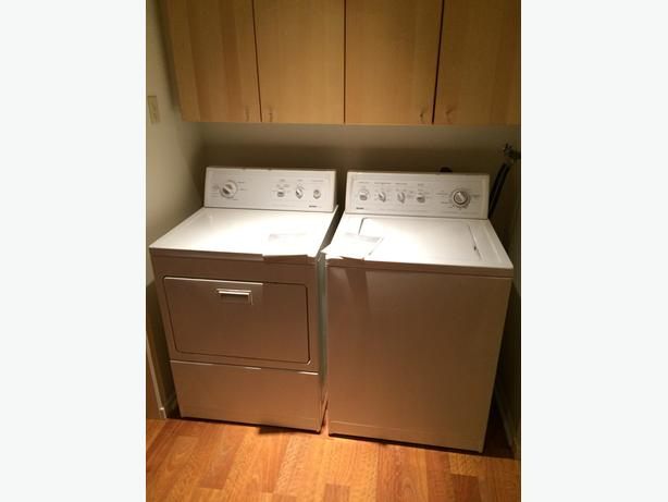 Kenmore 90 Series Matching Washer Dryer West Shore