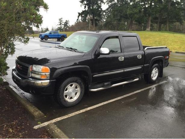 2004 gmc sierra 1500 loaded 4x4 z71 victoria city victoria. Black Bedroom Furniture Sets. Home Design Ideas
