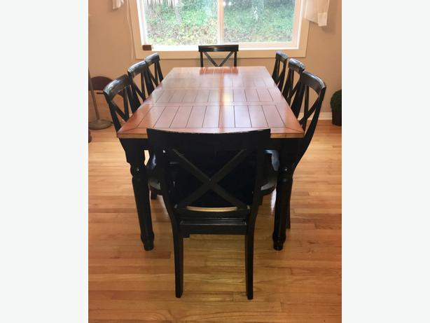 log in needed 200 dining room table seats 4 up to 8