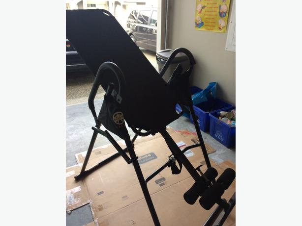 Marcy Classic Inversion Table