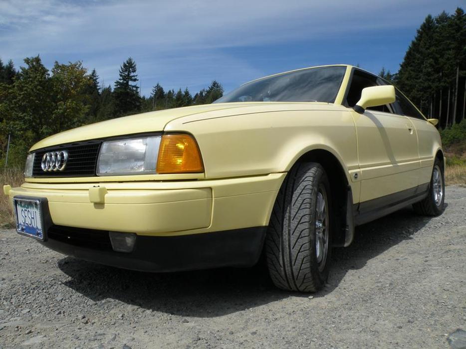 91 Audi Cq Outside Victoria Victoria
