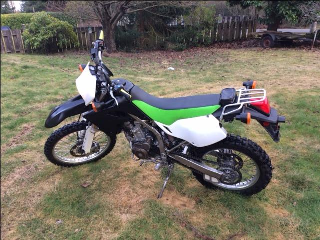 2007 kawasaki klx 250 for sale saanich victoria. Black Bedroom Furniture Sets. Home Design Ideas