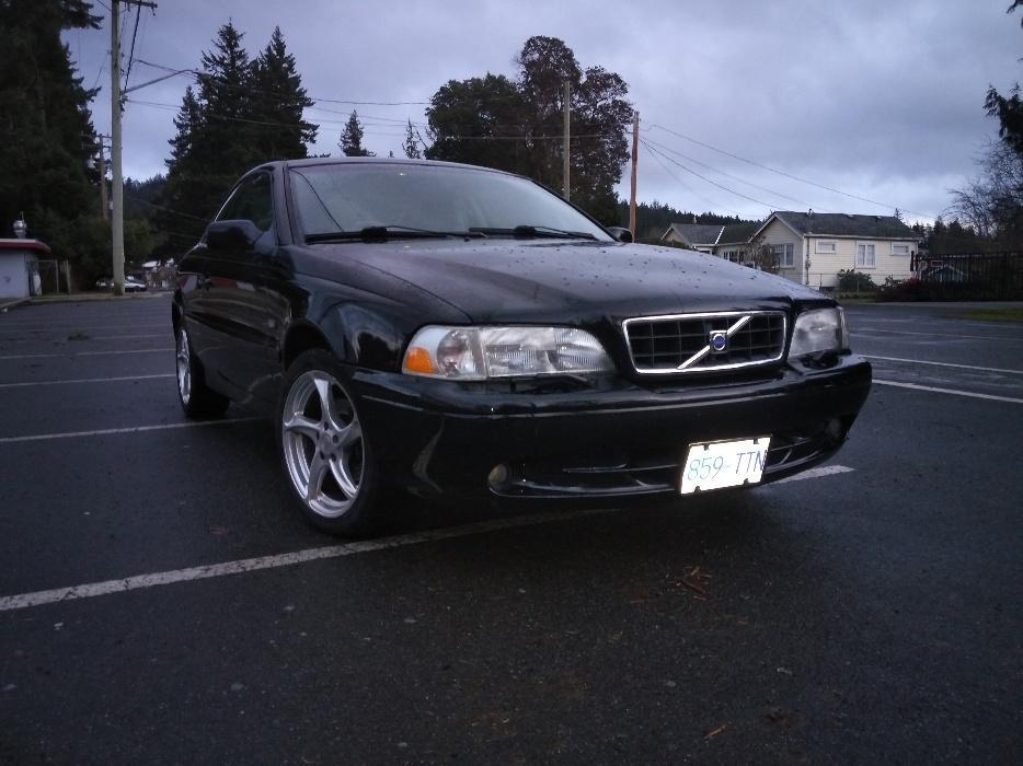 Volvo C70 T5 Coupe West Shore Langford Colwood Metchosin