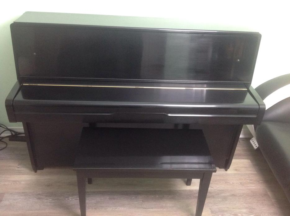 Yamaha Upright Piano With Bench Nepean Gatineau