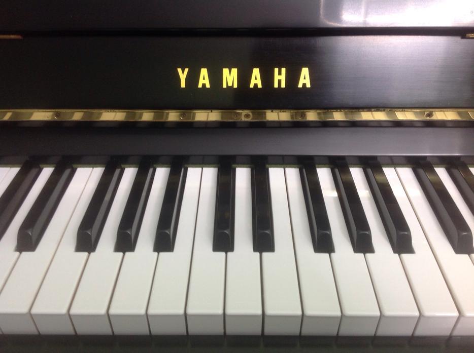Yamaha upright piano with bench nepean ottawa for Yamaha piano store winnipeg