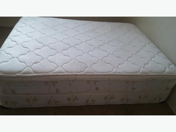 Queen Size Mattress And Box Spring West Regina Regina