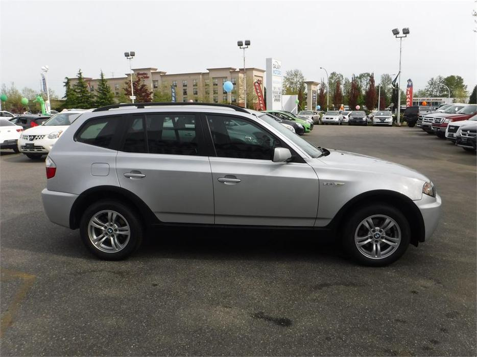 2006 Bmw X3 3 0i X Drive Leather Power Moonroof West