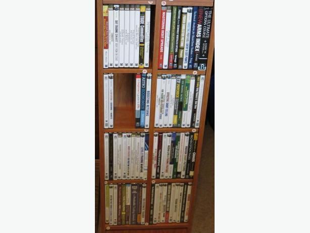 SELLING MY COMPLETE LIBRARY OF TRADING DVD'S AND BOOKS FOR 65 - 80% OFF