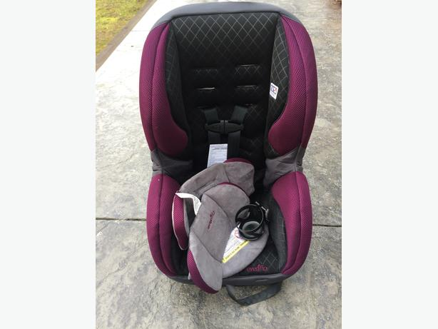 Evenflo Sure Ride Titan 65 Convertible Car Seat