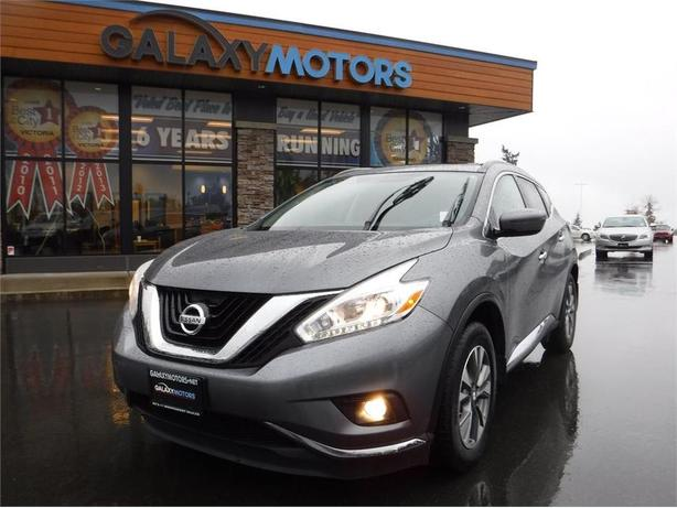 2016 nissan murano sv backup cam nav remote start. Black Bedroom Furniture Sets. Home Design Ideas