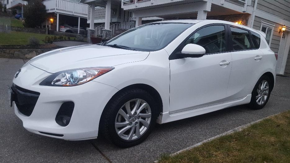 2012 mazda 3 gs luxury skyactive saanich victoria mobile. Black Bedroom Furniture Sets. Home Design Ideas