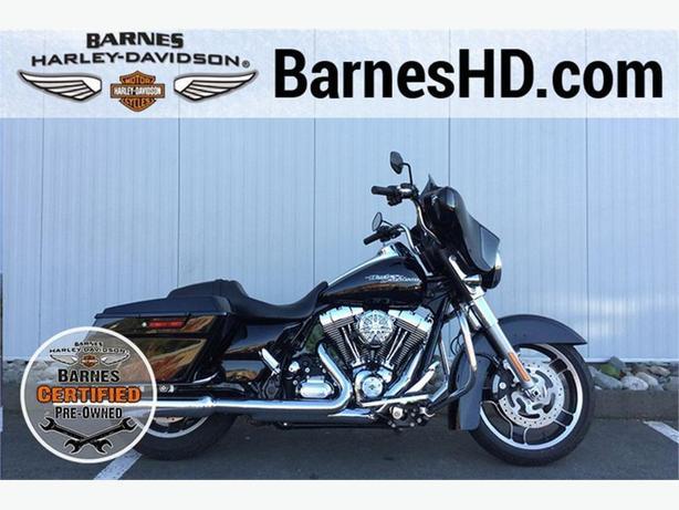 2013 Harley-Davidson® FLHX - Street Glide®