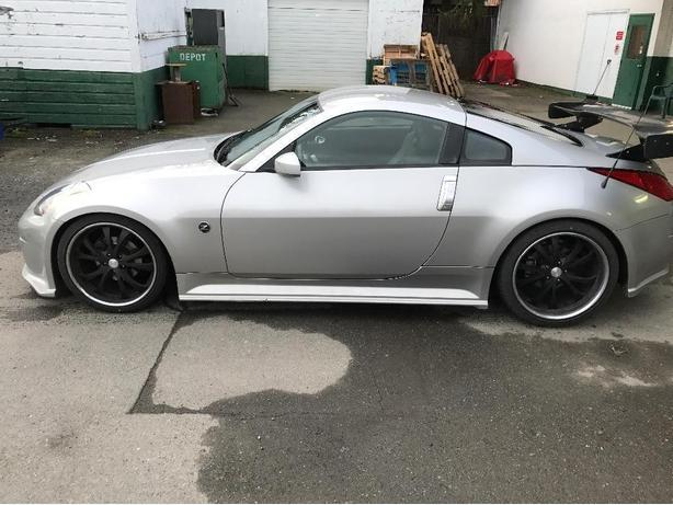 2003 nissan 350z performance 51 000 km 20 000 victoria city victoria. Black Bedroom Furniture Sets. Home Design Ideas