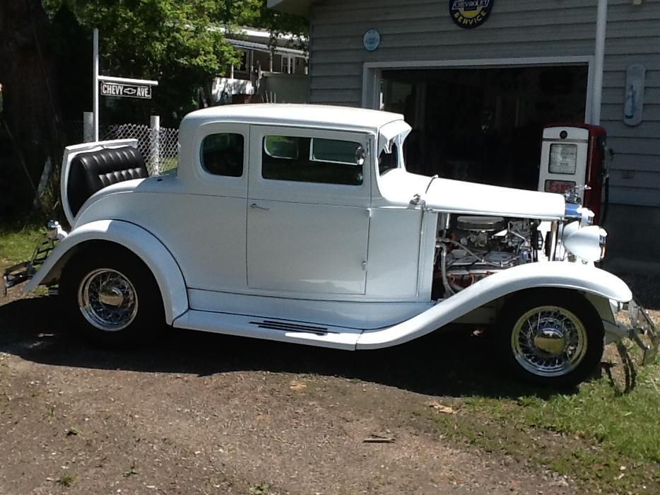 Rare 1931 chevy 5 window r s coupe outside victoria for 1931 chevrolet 5 window coupe