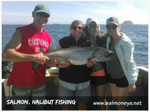 Come Winter Fishing for Halibut in Victoria, BC!