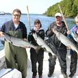 Come Winter Fishing for Halibut in Victoria, BC!