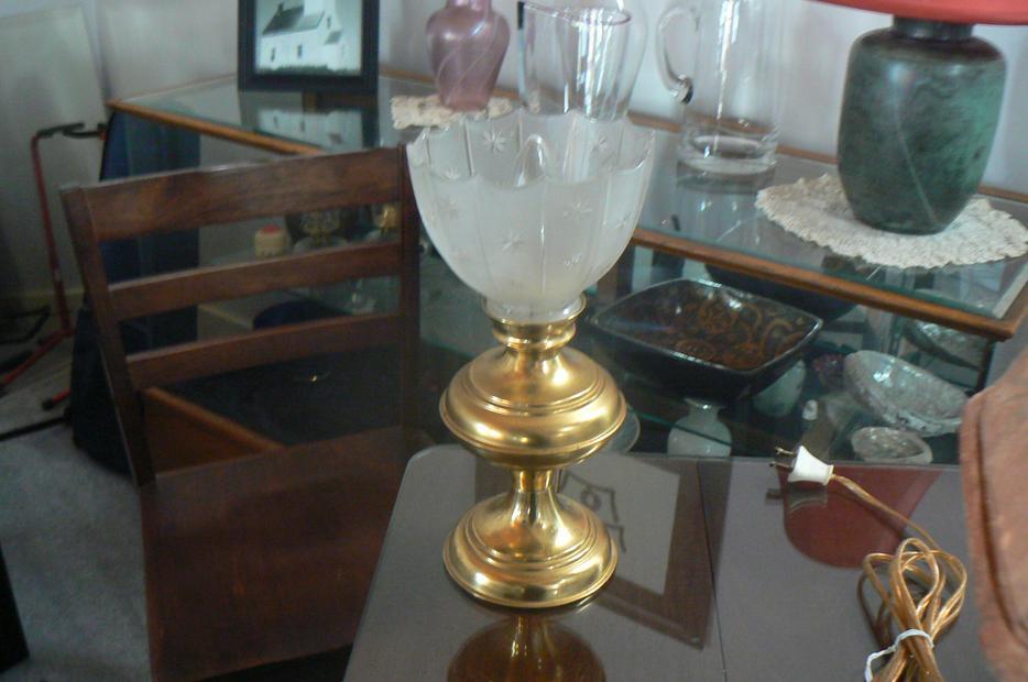 Salt Lamps Kamloops : Selection of Art Deco Lamps ***Reduced*** Duncan, Cowichan