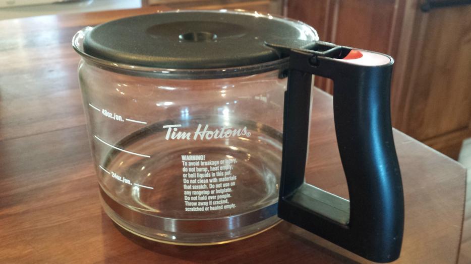 Tim Hortons Coffee Maker By Bunn : Tim Hortons Coffee Brewer by BUNN Lantzville, Parksville Qualicum Beach
