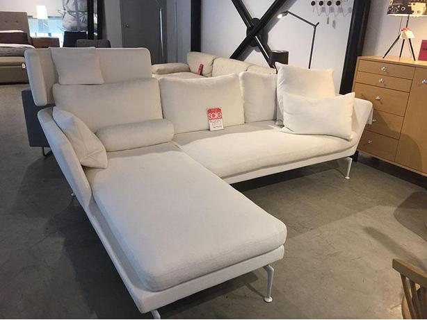 Vitra suita 3 seat sofa sectional with chaise victoria for 3 seat sofa with chaise