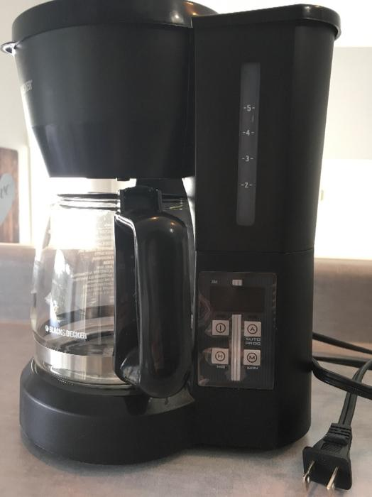 Black And Decker Coffee Maker Spring : Black & Decker 5 Cup Coffee Maker West Shore: Langford,Colwood,Metchosin,Highlands, Victoria