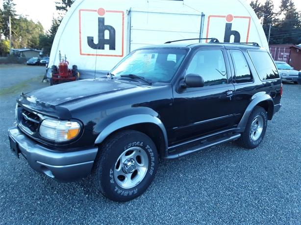 2000 ford explorer sport outside victoria victoria. Cars Review. Best American Auto & Cars Review