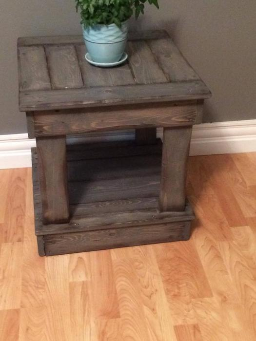 Rustic Coffee Tables And End Tables Kensington Pei Mobile
