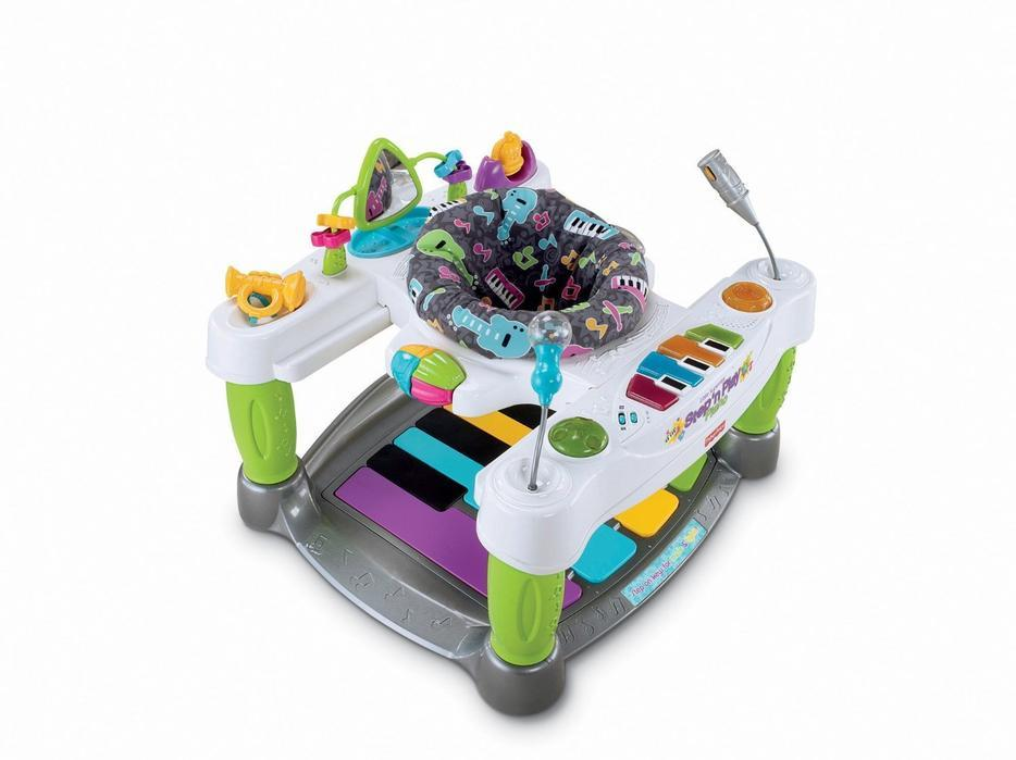 Fisher price superstar step and play piano oak bay victoria for Step 2 rocking fish