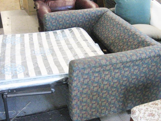 1 Of 4 Stylish Single Bed Size Hide Abed Or Sofa Bed All