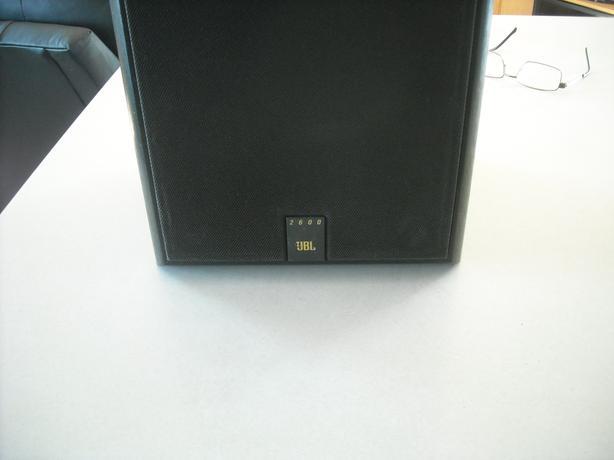 JBL 2600 SPEAKER BOX North Nanaimo, Nanaimo - MOBILE