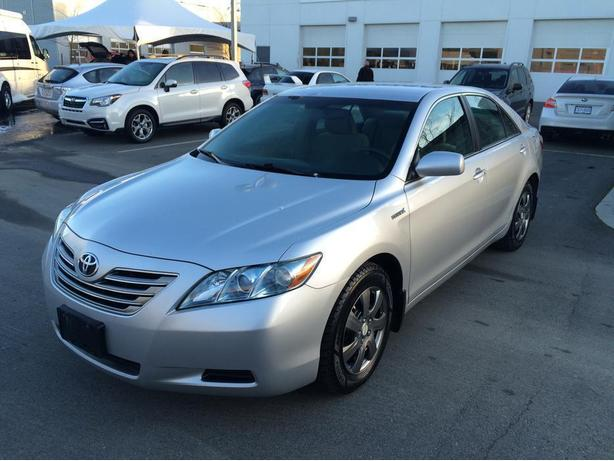 2008 toyota camry hybrid outside metro vancouver vancouver. Black Bedroom Furniture Sets. Home Design Ideas
