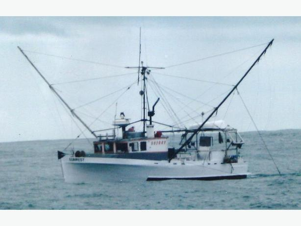 Salmon Troller For Sale - 38' Wood Hull 1953 Commercial Fishing Boat - Sunwest