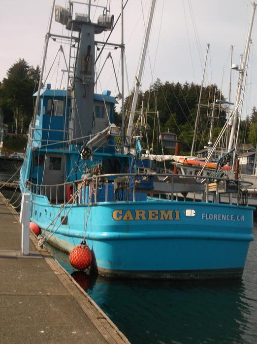 Longline Fishing Boat For Sale