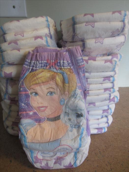 34 Huggie's Overnite Princess Pull-ups Saanich, Victoria ...