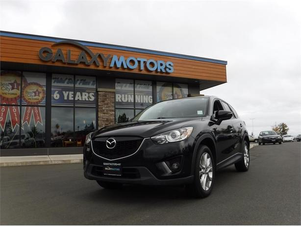 2015 Mazda CX-5 - AWD, Leather Int, Pwr Moonroof GT