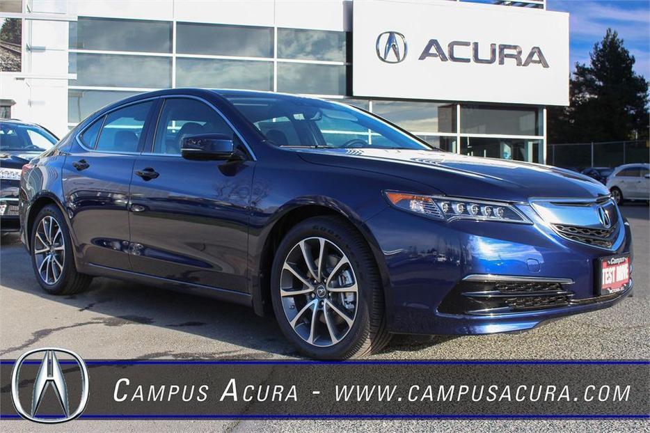 2016 Acura Tlx Sh Awd V6 Tech Victoria City Victoria