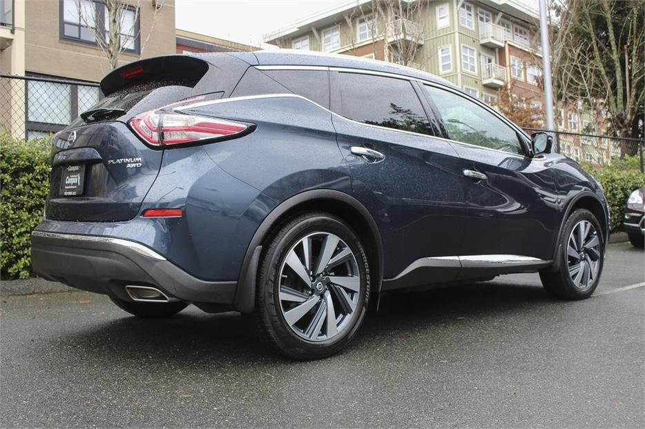 2016 nissan murano platinum awd victoria city victoria mobile. Black Bedroom Furniture Sets. Home Design Ideas