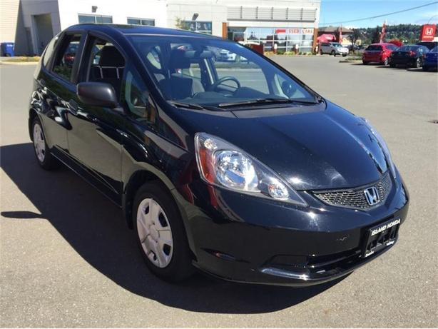 2013 Honda Fit DX-A | 5 SPEED | ONE OWNER